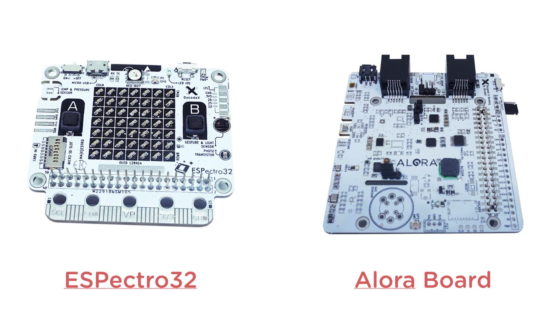 ESPectro & Alora Board